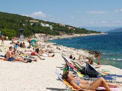 Foto spiagge rabac croazia 80
